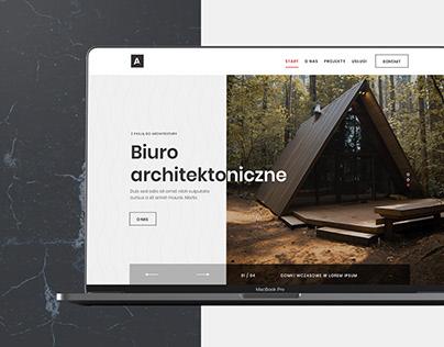 Arch&Tech - Architecture Website