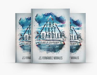 The Last Guardian Book Cover Design