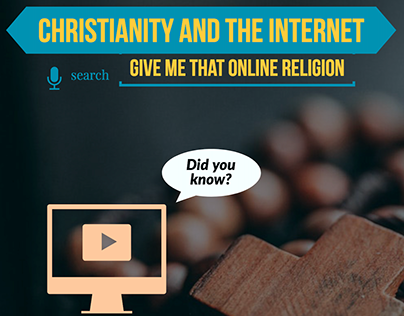 Design Challenge 1 (Final): Christianity & the Internet