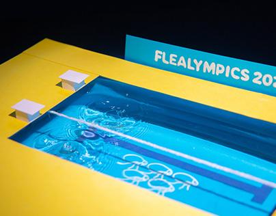 Flealympics 2020!