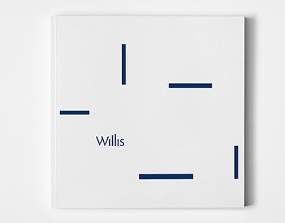 Willis - Manual Re-branding