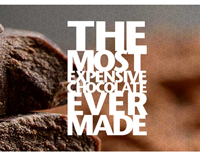 ACO - The most expensive chocolate ever made (2015)