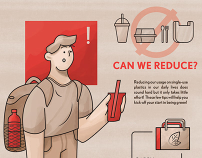 Can We Reduce Single-Use Plastic?