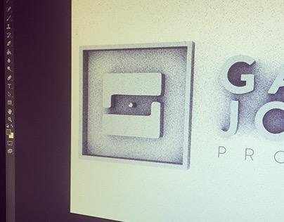 Garrett Jones Productions Logo