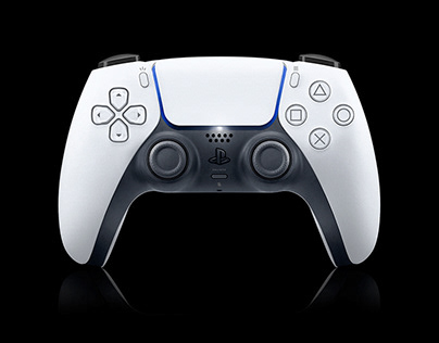 PlayStation 5 Controller Mockup - Free download (PSD)