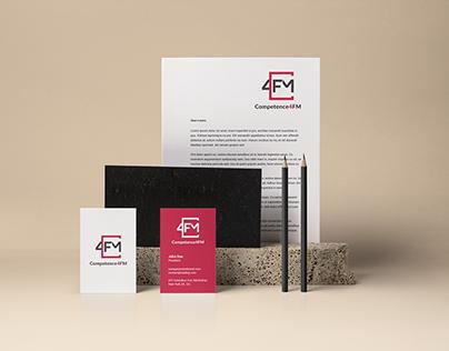 Competence4FM Branding Identity