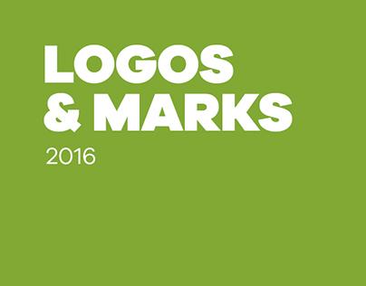 LOGOS & MARKS 2016