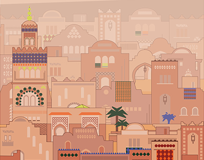 Morocco - Town