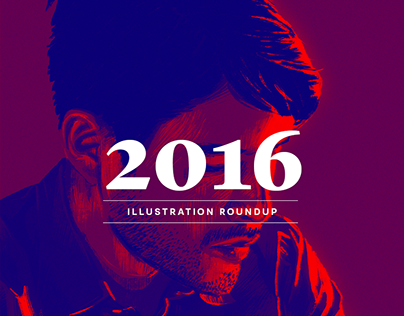 2016 Illustration Roundup
