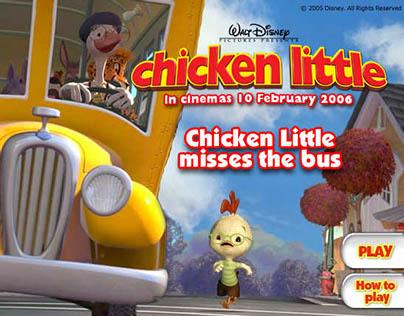Chicken Little Missed the bus