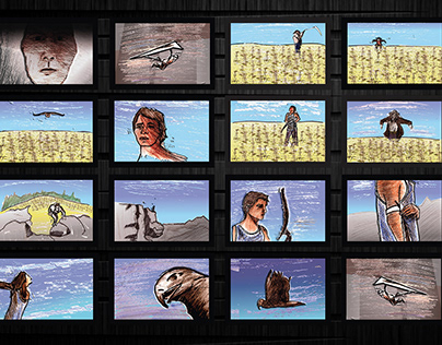 STORYBOARD Learn To Fly