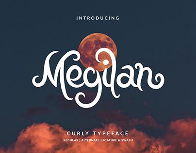 Megilan Font