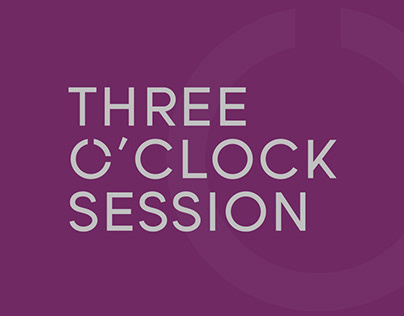 Three O'Clock Session Logo