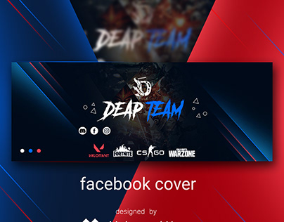 Facebook cover design   Mohamed Nasr