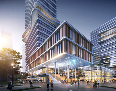 Changsha Business Centre