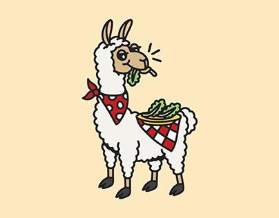 Llama Luncheon