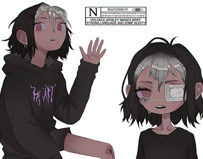 rated N: Nightcrawler
