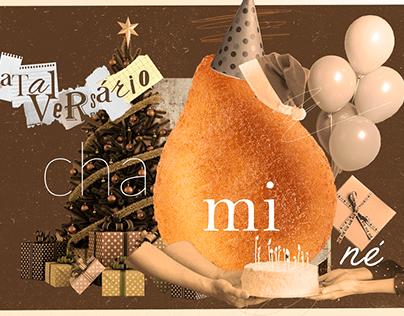Natalversário - Chaminé