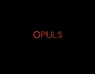 Opuls - Modular Typeface