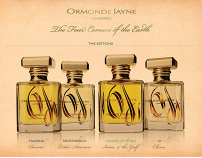 Ormonde Jayne - The Four Corners Of The Earth