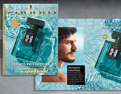Lançamento Eudora H Acqua