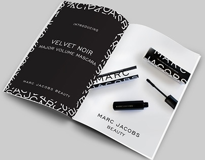 Marc Jacobs Packaging Design