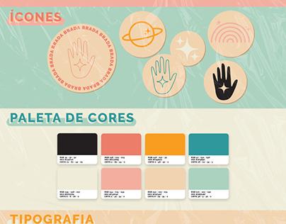 Mini Guide | Identidade Visual BRADA