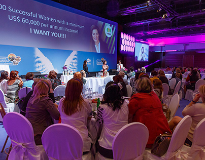 Incentive Promotion Program for Women, Europe Region