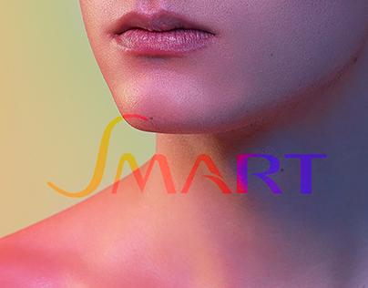 Smart-maquillaje para personas