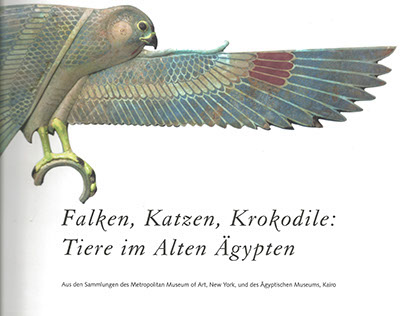 Trans. An Egyptian Bestiary Museum Rietberg