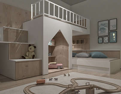 interior kids room