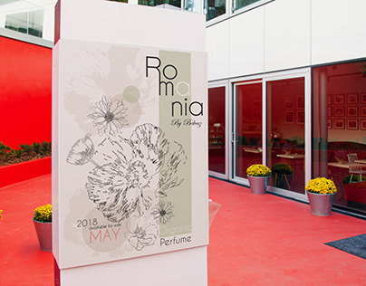 Romania Perfume_Brand Identity_Packaging_Collateral
