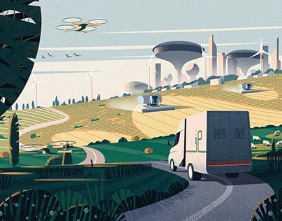 Various illustrations 2020