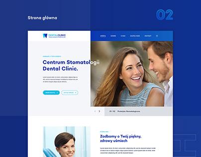 Dental Clinic Webside