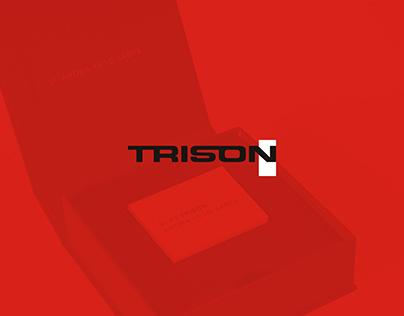 Sí, es TRISON. Ahora ya lo sabes.