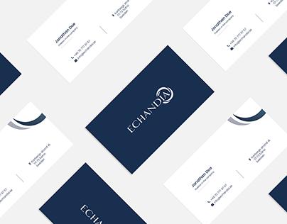 Echandia- Business Cards