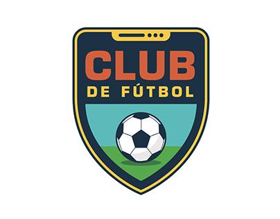 Club de Fútbol - Branding
