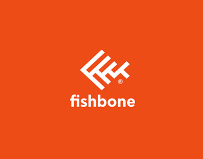 Fishbone Logo & Identity Design