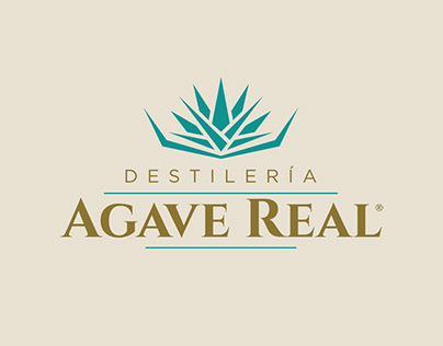 Agave Real branding