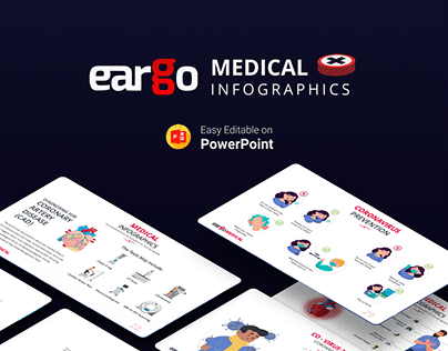 Eargo – Medical Infographic PowerPoint Presentation