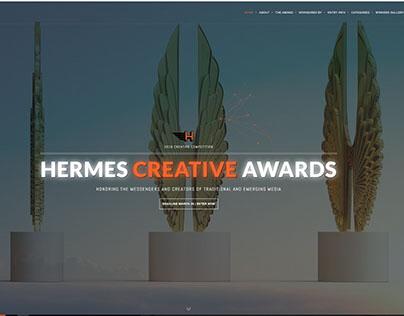 Hermes Creative Awards Design process