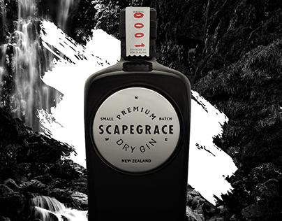 Scapegrace Premium Dry Gin
