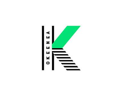 Okeenea - Visual identity