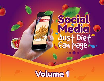 Social Media Designs | V1