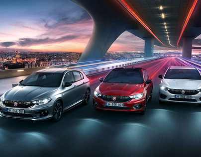 Fiat - New Egea Hatchback Family