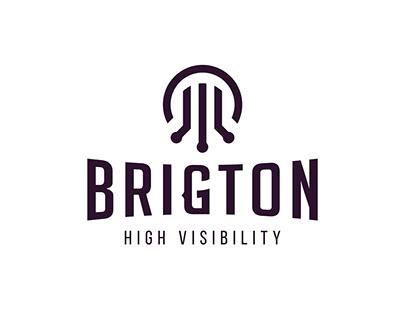 Diseño de Identidad de Marca - Brigton