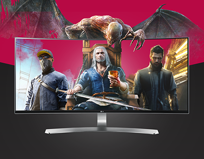LG ULTRAWIDE: Game of the Month
