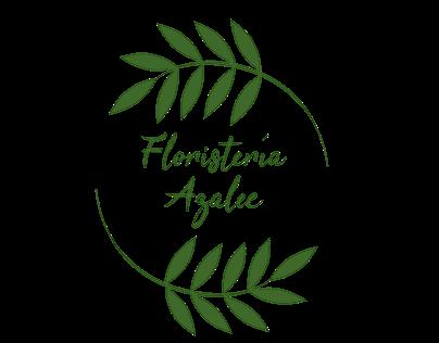 Proyecto Identidad Corporativa Floristería Azalee