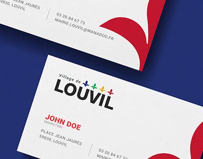 Village de Louvil - Branding