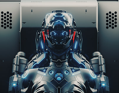 Cyborg - 1 Day Project